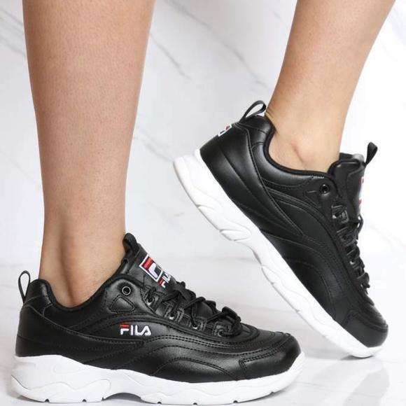 Fila Shoes   Womens Disarray Shoe Black